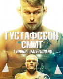 Трансляция UFC Fight Night 153: Gustafsson vs. Smith