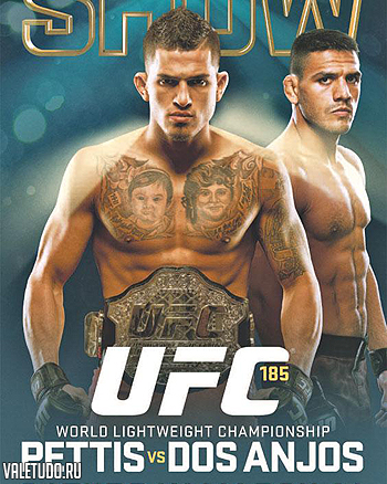 ufc fight night 44 poster